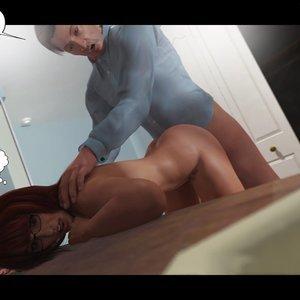 Heavy Sleeper Thief - Issue 2 Porn Comic 039