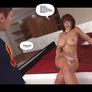 Heavy Sleeper Thief - Issue 2 Porn Comic 064