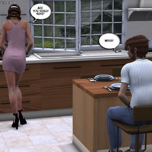 Meet the Johnsons 1 Porn Comic 006