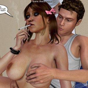Meet the Johnsons 3 Porn Comic 040