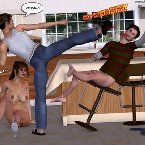 Meet the Johnsons 3 Porn Comic 069