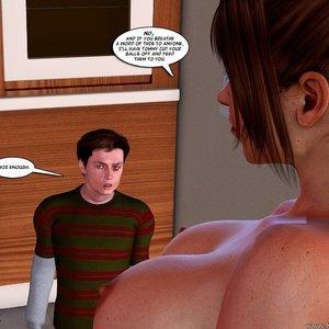 Meet the Johnsons 3 Porn Comic 075