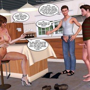 Meet the Johnsons 3 Porn Comic 080