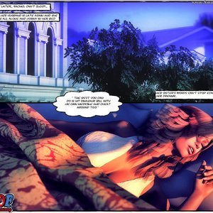 Passion - Issue 1 Porn Comic 037