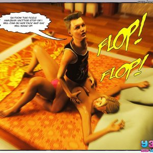 Passion - Issue 2 Porn Comic 022