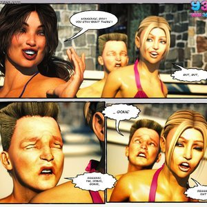 Passion - Issue 3 Porn Comic 046