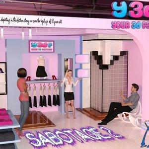 Porn Comics - Sabotage Chapter 02 free y3df Porn