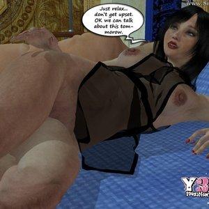 Sleeping Pils 1 Porn Comic 075