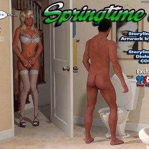 Porn Comics - Spring Time 4 free y3df Porn