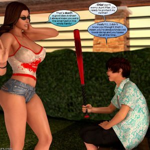 The Fucking Dead - Issue 2 Porn Comic 054