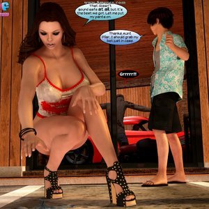 The Fucking Dead – Issue 3 free y3df Porn sex 006