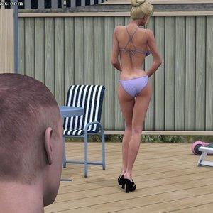 The Holidays 1 Porn Comic 007