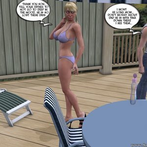 The Holidays 1 Porn Comic 011
