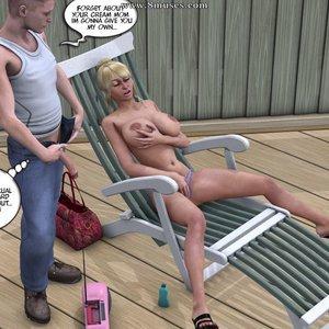 The Holidays 1 Porn Comic 025