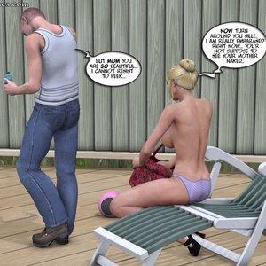 The Holidays 1 Porn Comic 038