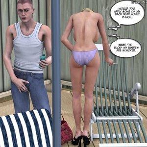 The Holidays 1 Porn Comic 041