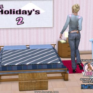 Porn Comics - The Holidays Chapter 02 free y3df Porn