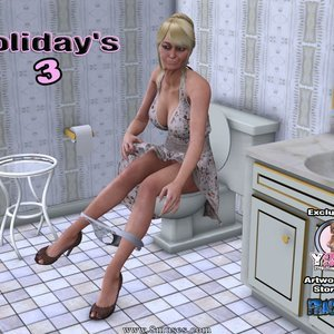 Porn Comics - The Holidays Chapter 03 free y3df Porn