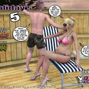 Porn Comics - The Holidays Chapter 05 free y3df Porn