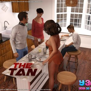 Porn Comics - The Tan Chapter 01 free y3df Porn
