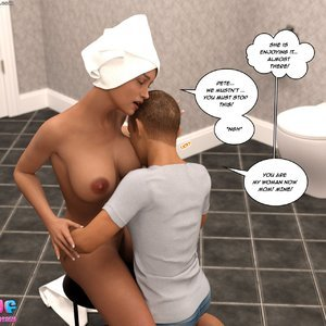 The Tan - Issue 3 Porn Comic 023