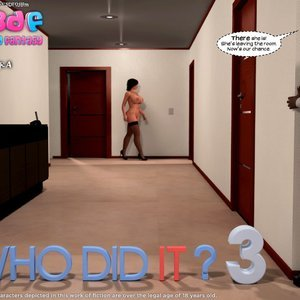 Porn Comics - Who Did It Chapter 03 free y3df Porn